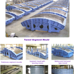 Tunnel segment mould